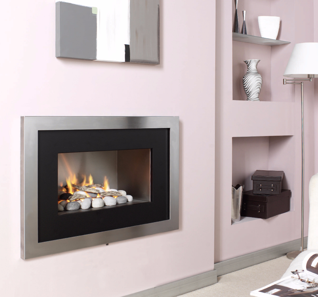 Modern gas fires gas fires altrincham edwards of sale ltd for Gas modern fireplace