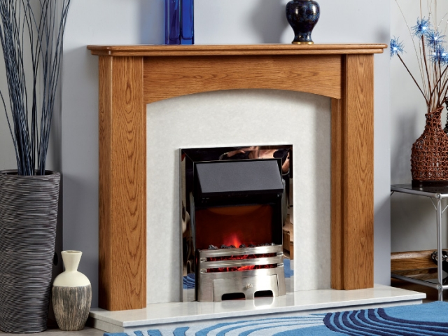 The Plymton Wooden Surround