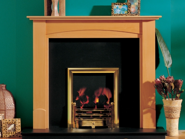 The Abigail Wooden Surround