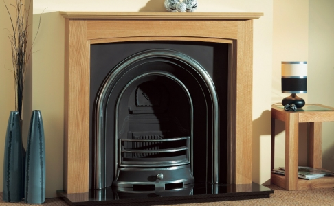 The Lucy Wooden Modern Fire Surround