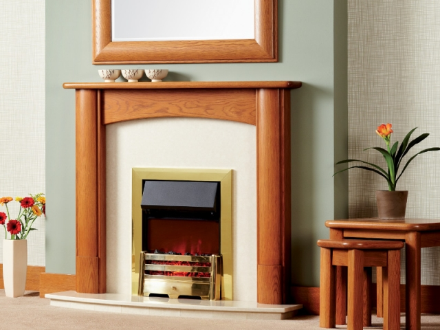 The Dalton Wooden Surround