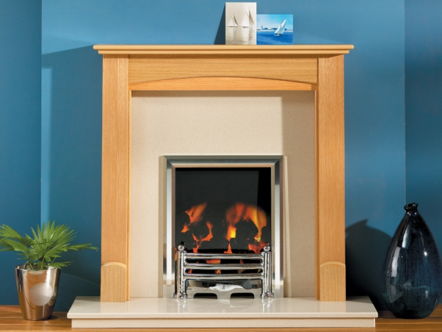 The Abi Wooden Surround