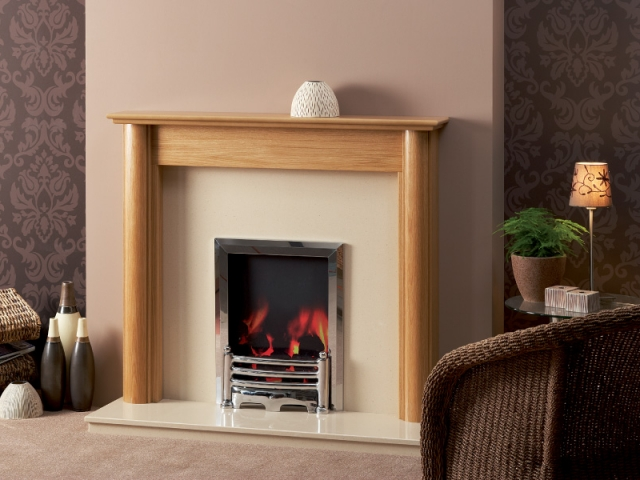 The Laura Wooden Surround