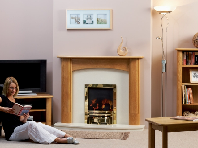 The Deighton Wooden Surround