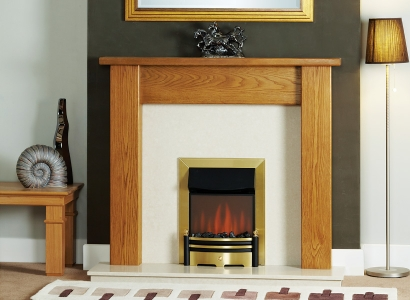 The Janine Wooden Surround