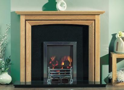 The Matlock Wooden Modern Fire Surround