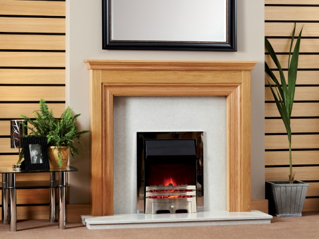 The Emmerdale Wooden Surround