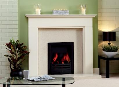 The Aysgarth Wooden Modern Fire Surround