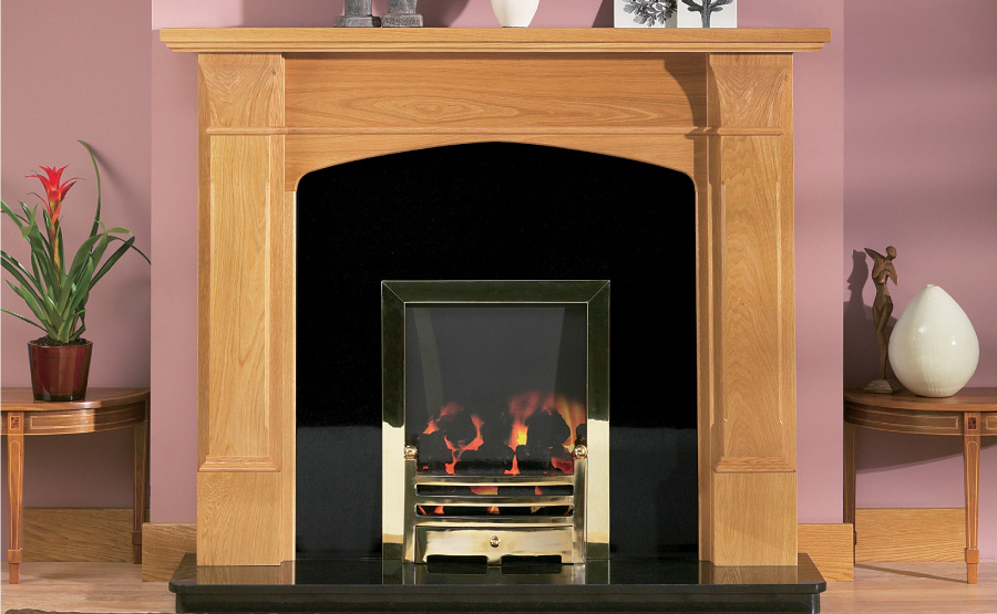 The Jessica Wooden Surround