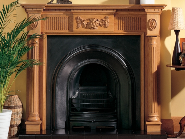 The Trafalgar Wooden Surround