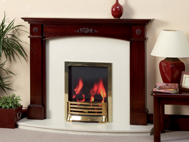 The Denbigh Wooden Surround