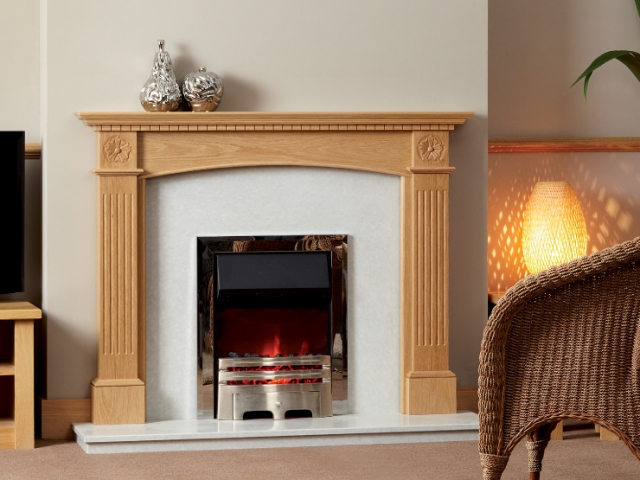 The Denbigh Rose Wooden Surround