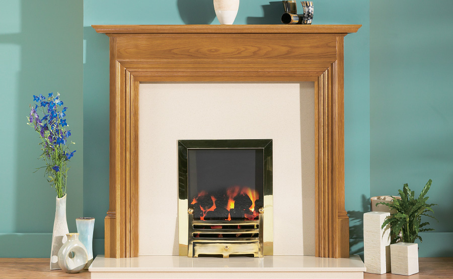 The Cheshire Wooden Surround