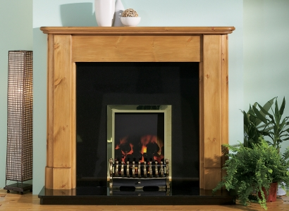 The Beverley Wooden Traditional Fire Surround