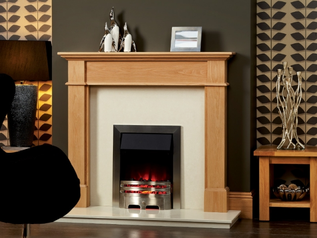 The Kensington Wooden Surround