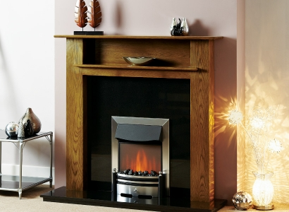 The Hamish Wooden Traditional Fire Surround