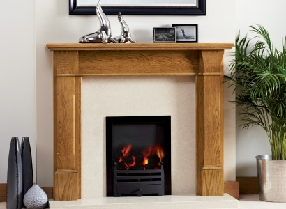 The Jennifer Wooden Traditional Fire Surround