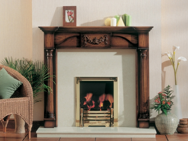The Nelson Wooden Surround