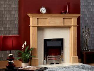 The Weymouth Wooden Surround