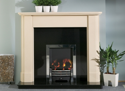 The Anna Wooden Traditional Fire Surround