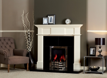 The Weymouth Wooden Traditional Fire Surround