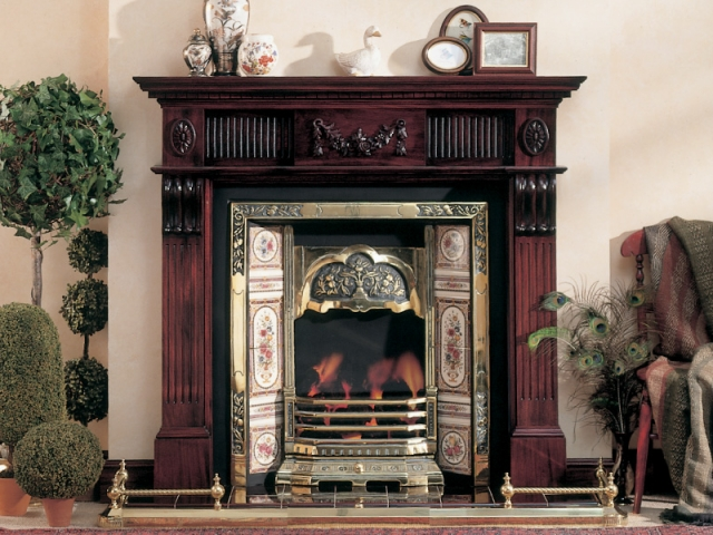 The Worcester Wooden Surround