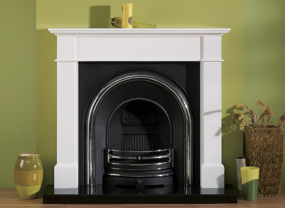 The Kensington Wooden Traditional Fire Surround