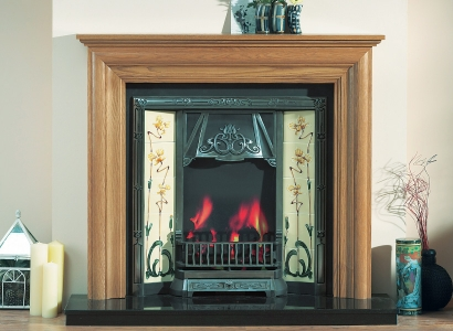 The Emily Wooden Traditional Fire Surround