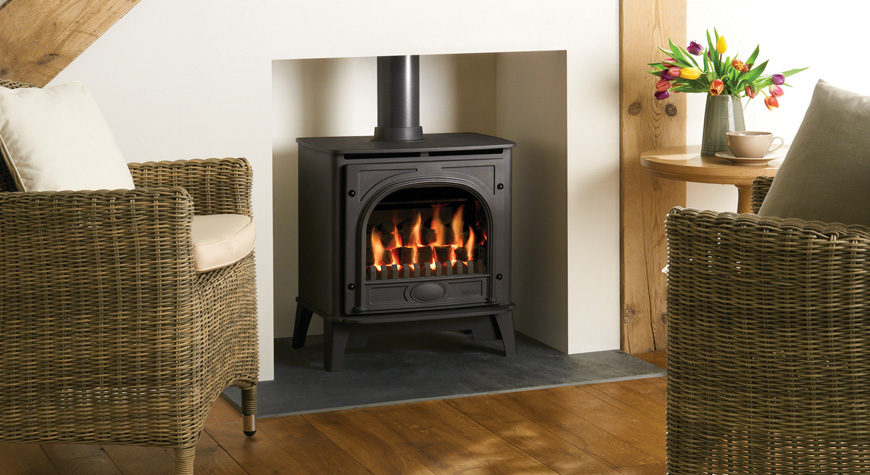 Gazco Stockton2 Medium Gas Stove