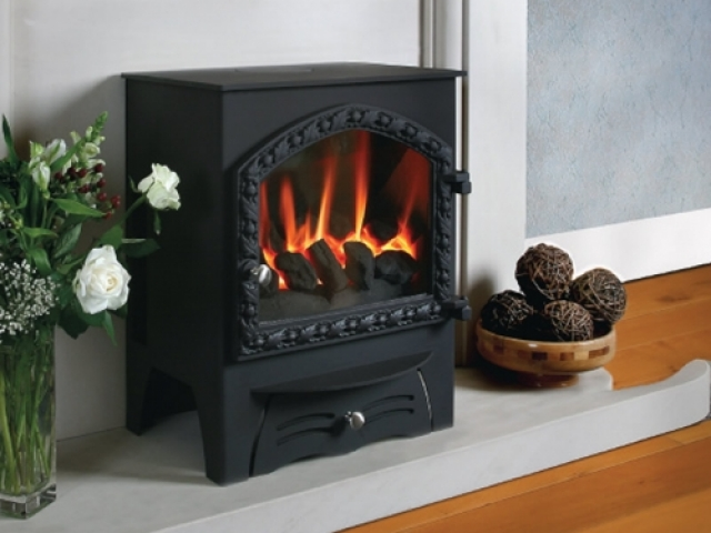 Town and Country Kirkdale Decorative Gas Stove