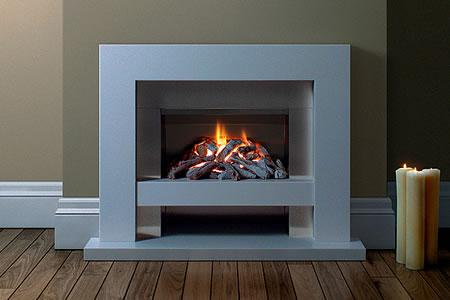 Modern Gas fires 07