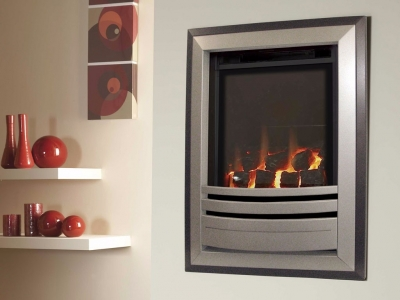 Verine Frontier HE Wall Mounted Gas Fire