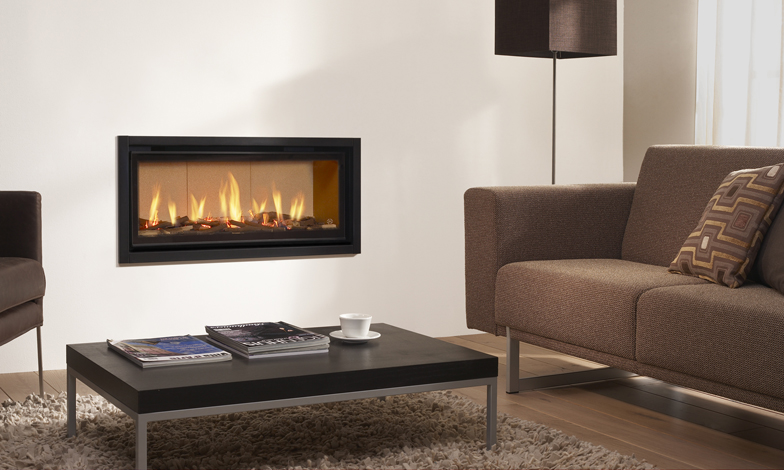 DRU Global 90 CF Gas Fire