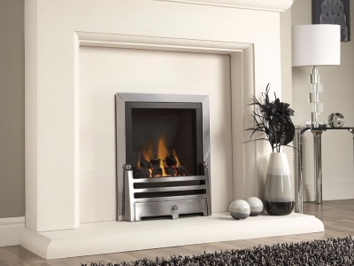 Verine Quasar Gas Fire