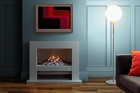 Modern Gas fires 29
