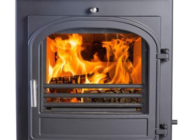 Hunter Telford 5 Inset Wood Burner