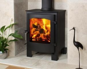 Town & Country Caedmon Wood Burner