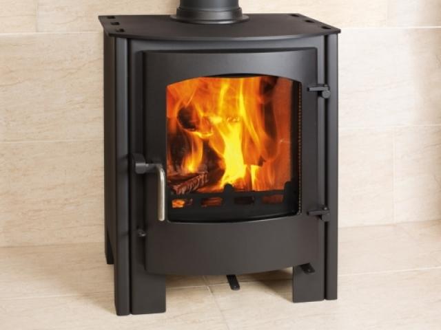 Town & Country Caedmon Option Wood Burner