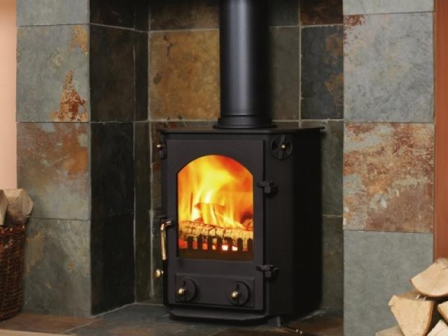 Town & Country Farndale Wood Burner