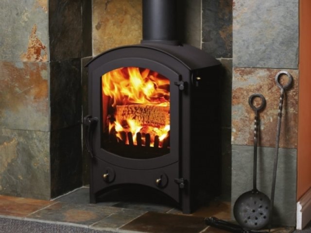 Town & Country Priory Wood Burner
