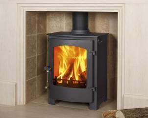 Town & Country Rosedale Wood Burner