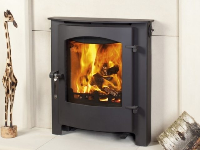 Town & Country Rosedale Inset Wood Burner