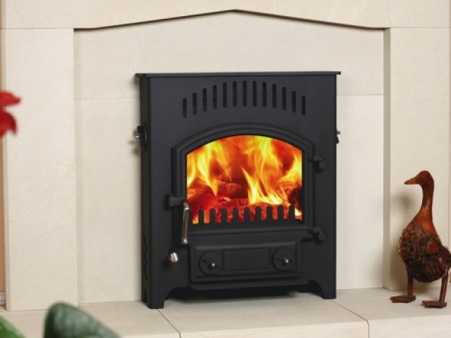 Town & Country Rosedale Runswick Inset Wood Burner