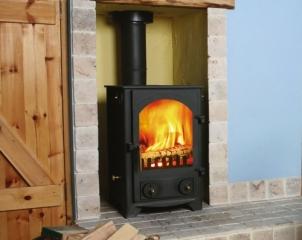 Town & Country Ryedale Wood Burner