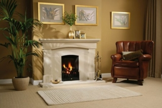 Stone fireplaces 11