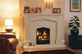 Stone fireplaces 12