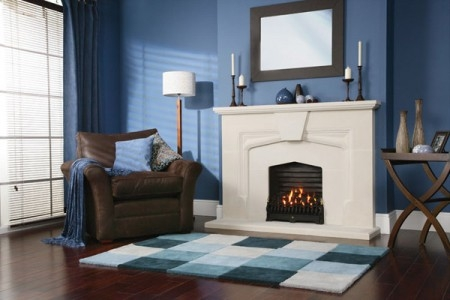 Stone fireplaces 13