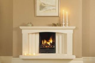 Stone fireplaces 14