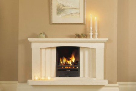 Stone fireplaces 14