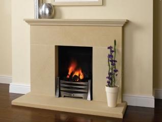 Stone fireplaces 19